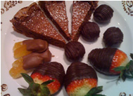 A Sweet and Savory Chocolate Lovers Food & Wine Experience