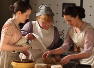 Downton Abbey! Come Cook in Ms. Patmore's Kitchen